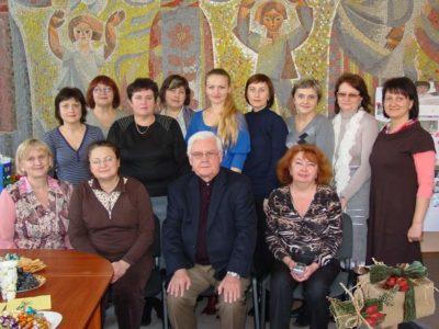 2011 рік. Зустріч лікарів-генетиків - членів ОМНІ-мережі у м. Хмельницькому
